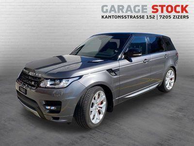 gebraucht Land Rover Range Rover Sport Sport RR 3.0SDV6 Autobiog