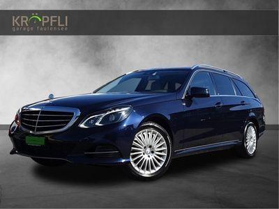 gebraucht Mercedes E300 BlueTEC Elégance 9G-Tronic