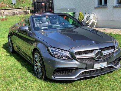 gebraucht Mercedes C63 AMG Cabriolet AMG Edition 1 Speedshift