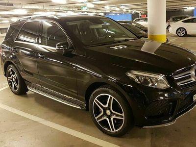 gebraucht Mercedes GLE250 d Executive 4Matic 9G-Tronic