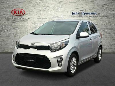 gebraucht Kia Picanto Picanto 1.0 First Ed AMTModell 2020-