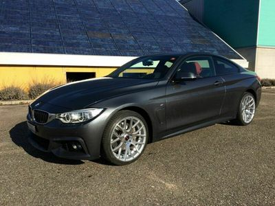 gebraucht BMW 435 4er i Coupé xDrive Sport Line