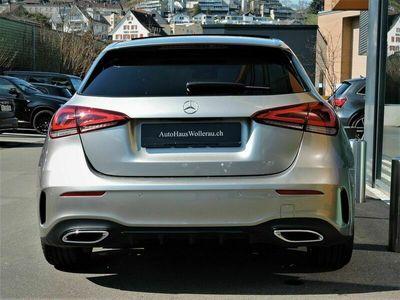 gebraucht Mercedes A220 A-Klasse A 220 AMG Line 4Matic A-KlasseAMG Line 4Matic