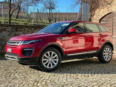 gebraucht Land Rover Range Rover evoque 2.0 TD4 SE