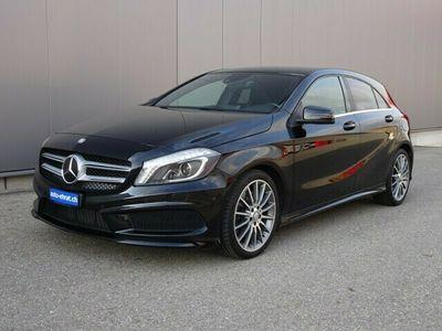 gebraucht Mercedes A250 A-Klasse A 250 AMG Line 4Matic 7G-DCT A-KlasseAMG Line 4Matic 7G-DCT
