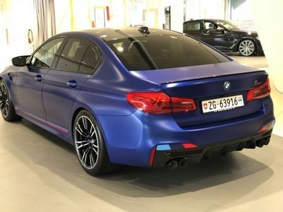 gebraucht BMW M5 xDrive Competition Drivelogic