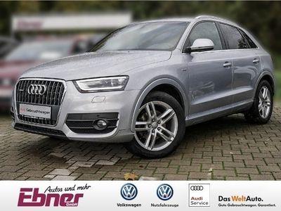 gebraucht Audi Q3 S-LINE 2.0TDI DSG XENON NAVI AHK