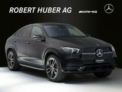 gebraucht Mercedes 400  GLE Coupéd 4Matic 9G-Tronic