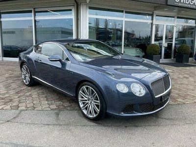 gebraucht Bentley Continental GT Continental GT Speed 6.0 W12Speed 6.0 W12