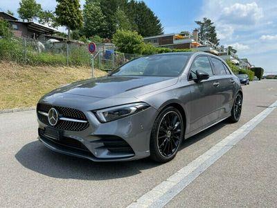 gebraucht Mercedes A250 AMG Line 7G-DCT
