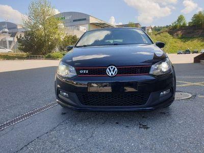 gebraucht VW Polo 1.4 TSI GTI DSG
