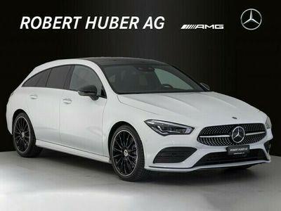 gebraucht Mercedes CLA250 Shooting Brake 7G-DCT AMG Line 4Matic