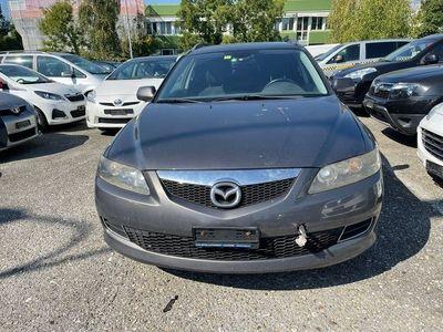 gebraucht Mazda 6 2.0 16V Blue Edition