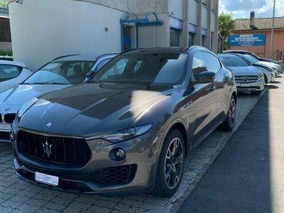 gebraucht Maserati Levante 3.0 V6 Nerissimo Automatica