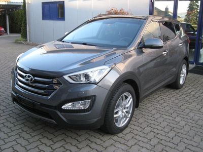 gebraucht Hyundai Santa Fe 2.2 CRDI Premium 4WD Automatic