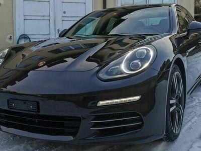 gebraucht Porsche Panamera 3.0 4S 420 Ps