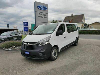 gebraucht Opel Vivaro 1.6 CDTI 2.9t L2H1