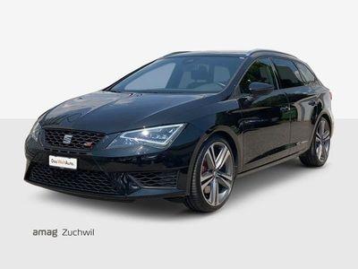 gebraucht Seat Leon ST  2.0 TSI Cupra 280 DSG