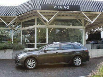 gebraucht Mazda 6 Station Wagon 2.0 DISI Exclusive
