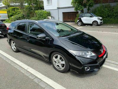 gebraucht Honda Civic Diesel