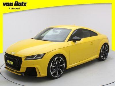 gebraucht Audi TT RS Cpé 2.5 TFSI quattro