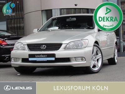 gebraucht Lexus IS300 SC 2-Jahre Garantie SSD LEDER NAVIGATION