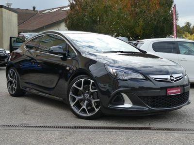 gebraucht Opel Astra GTC 2.0i Turbo OPC