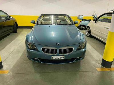 gebraucht BMW 645 Cabriolet 6er Ci V8