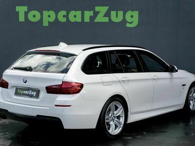 gebraucht BMW 520  d xDrive Touring M-Sport * CH-Fahrzeug-Gratis Service **