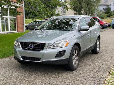 gebraucht Volvo XC60 D5 AWD Kinetic Geartronic