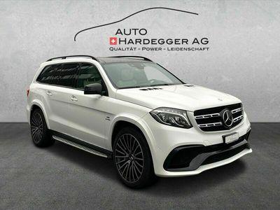 gebraucht Mercedes GLS63 AMG GLS-Klasse GLS 63 AMG 4Matic Speedshift Plus 7G-Tronic GLS-Klasse4Matic Speedshift Plus 7G-Tronic