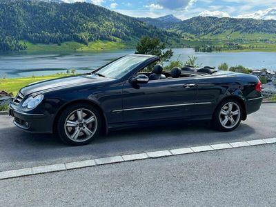 gebraucht Mercedes CLK320 CLK MercedesCDI Avantgarde - Diesel Cabrio