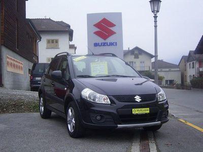 gebraucht Suzuki SX4 1.6 16V GL Top Piz Sulai 4WD