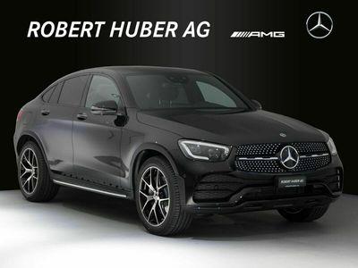 gebraucht Mercedes 400  GLC Coupéd AMG Line 4Matic 9G-Tronic