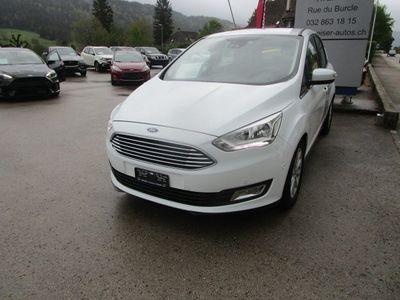 gebraucht Ford C-MAX 1.5i EcoB 150 Titanium S/S