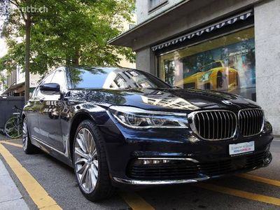 gebraucht BMW 750 xDrive Steptronic