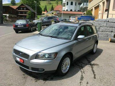 gebraucht Volvo V50 2.5 T5 Summum AWD