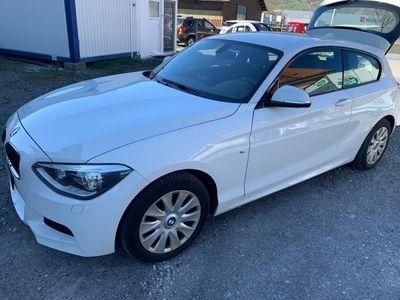 gebraucht BMW 118 d xDrive M Sport Line