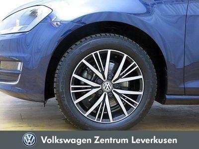 gebraucht VW Golf VII Variant 2.0 TDI Allstar NAVI PDC SHZ