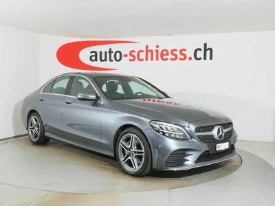 gebraucht Mercedes C180 C-Klassed AMG Line 9G-Tronic