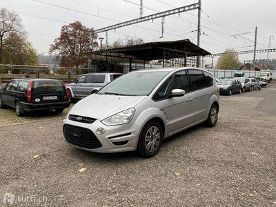 gebraucht Ford S-MAX 2.0 TDCi Carving PowerShift