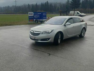 gebraucht Opel Insignia Insignia Sports Tourer 2.0 CDTI Cosmo Automatic (Kombi)Sports Tourer 2.0 CDTI Cosmo Automatic (Kombi)