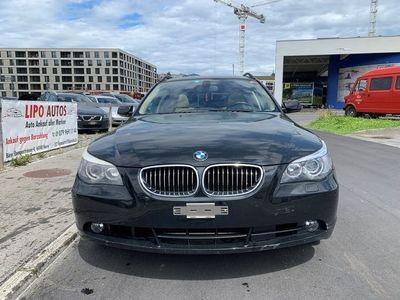gebraucht BMW 525  xi Touring