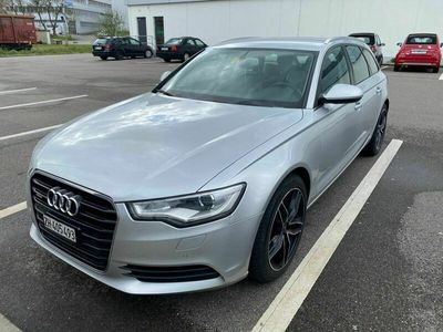 gebraucht Audi A6 Avant Quattro 3.0 TDI