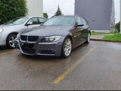 gebraucht BMW 320 d m-paket