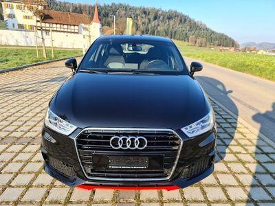 gebraucht Audi A1 Sportback 1.8 TFSI Sport S-tronic