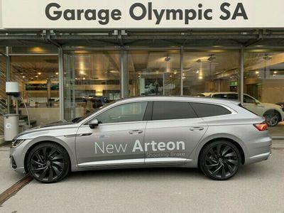 gebraucht VW Arteon SB 2.0 TSI R-Line 4Motion DSG