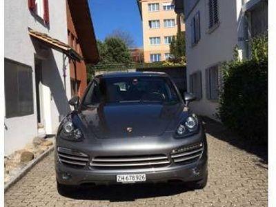 gebraucht Porsche Cayenne / Platinum Edition
