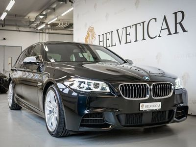 gebraucht BMW M550 5er d Touring xDrive Steptronic