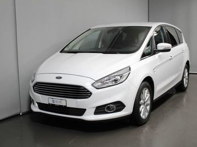 gebraucht Ford S-MAX 2.0 TDCi 180 ST-Line FPS